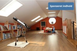 Revisortjek: Beregn om det kan betale sig at omdanne dit loftsrum til en beboelig 1. sal